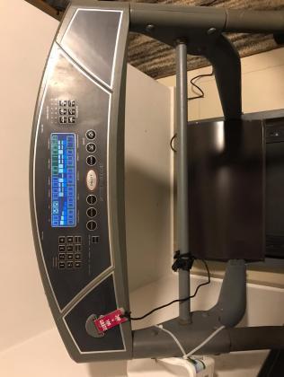 Shitet treadmill/traka