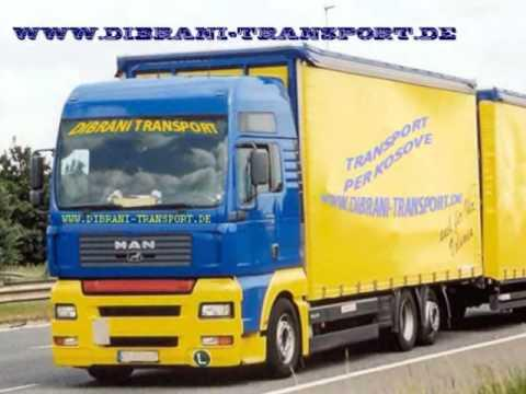 Transport nga Gjermania per Kosovë dhe anasjelltas