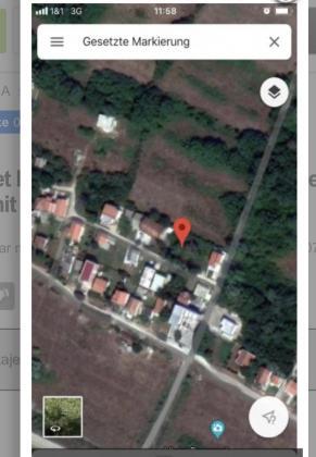 Shitet Parcella 750 m2 ne Bregdetin e Ulcinit