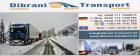 Dibrani  Transport  nga Belgjika,Gjermania dhe Evropa  për Kosovë dhe anasjelltas